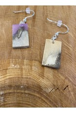 Timber & Tides Timber & Tides Earrings Purple Driftwood III
