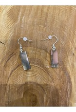 Timber and Tides Timber & Tides Earrings Pink Driftwood III
