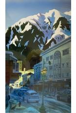 """Arnie Weimer Arnie Weimer """"Snow Capped Juneau"""""""