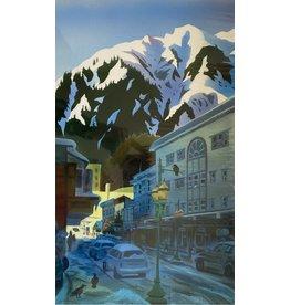 Arnie Weimer Snow Capped Juneau