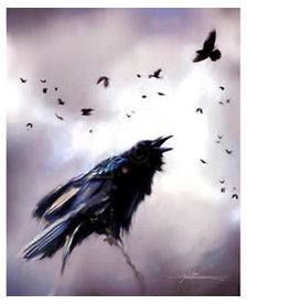 """John Fehringer John Fehringer """"Raven's Day"""""""