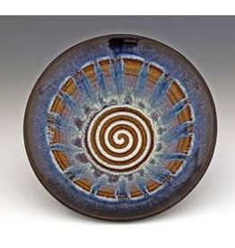 Bill Campbell Deep Waterfall Bowl