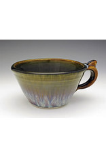 Bill Campbell Bill Campbell Soup Bowl with Handle