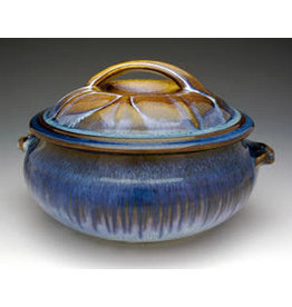 Bill Campbell Covered Casserole Dish