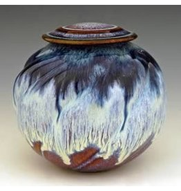 Bill Campbell Keepsake Jar