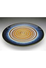 Bill Campbell Bill Campbell Swirl Platter