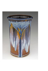 Bill Campbell Bill Campbell Carved Utensil Holder