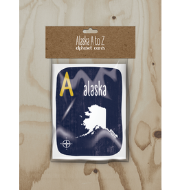 Wren & the Raven A-Z Alphabet Cards