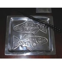 Northwest Pewter Northwest Pewter Salmon Sushi Plate