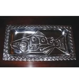Northwest Pewter Northwest Pewter Salmon Bread Tray