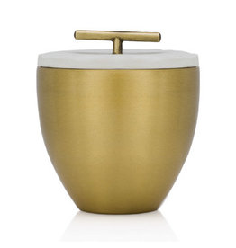 Thymes Thymes Frasier Fir Gold Candle w/ Lid