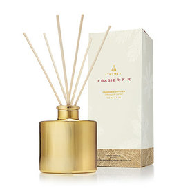 Thymes Thymes Frasier Fir Reed Fragrance Diffuser - Petite Gold
