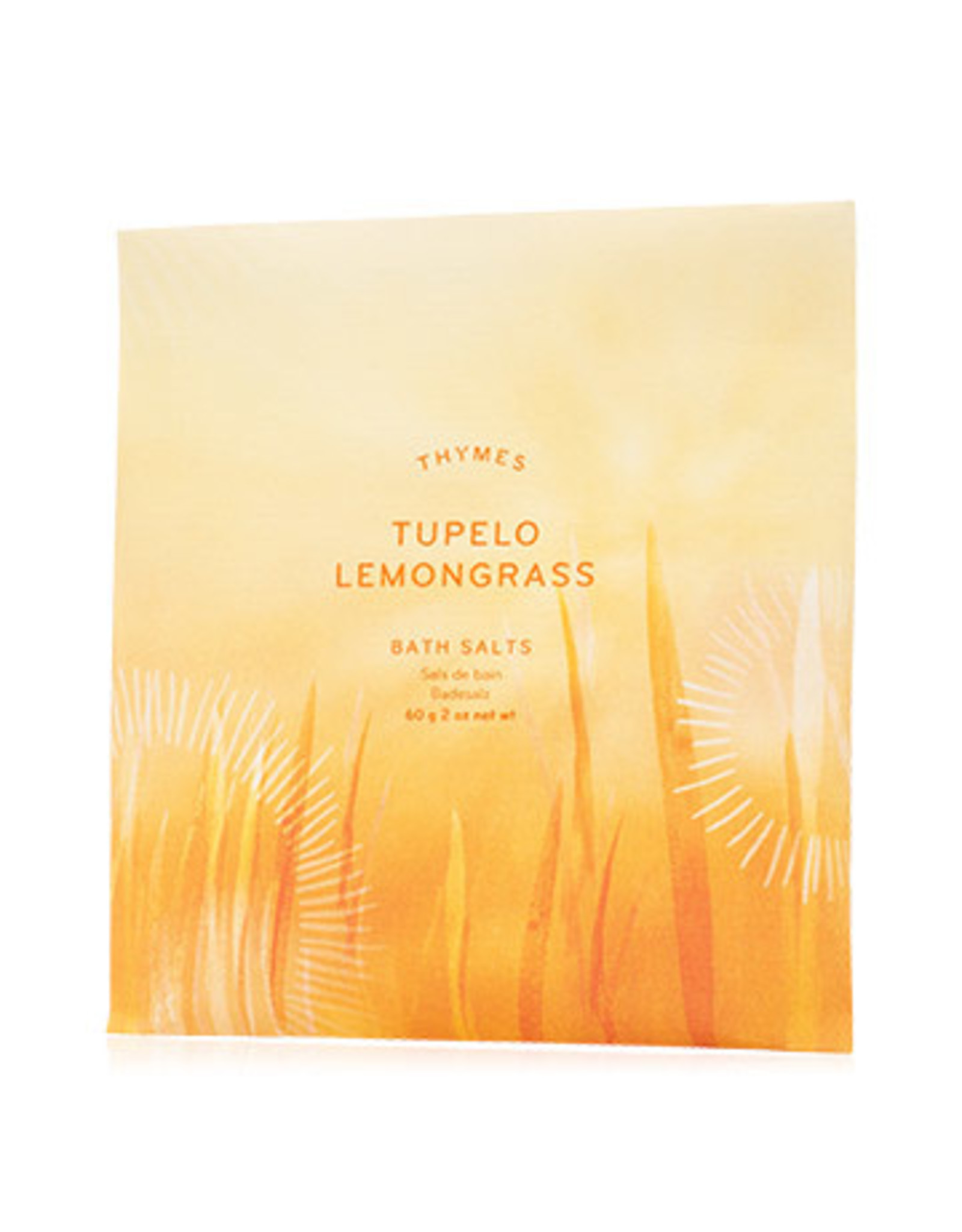 Thymes Thymes Tupelo Lemongrass Bath Salts