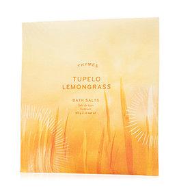 Thymes Thymes Tupelo Lemongrass Bath Salts