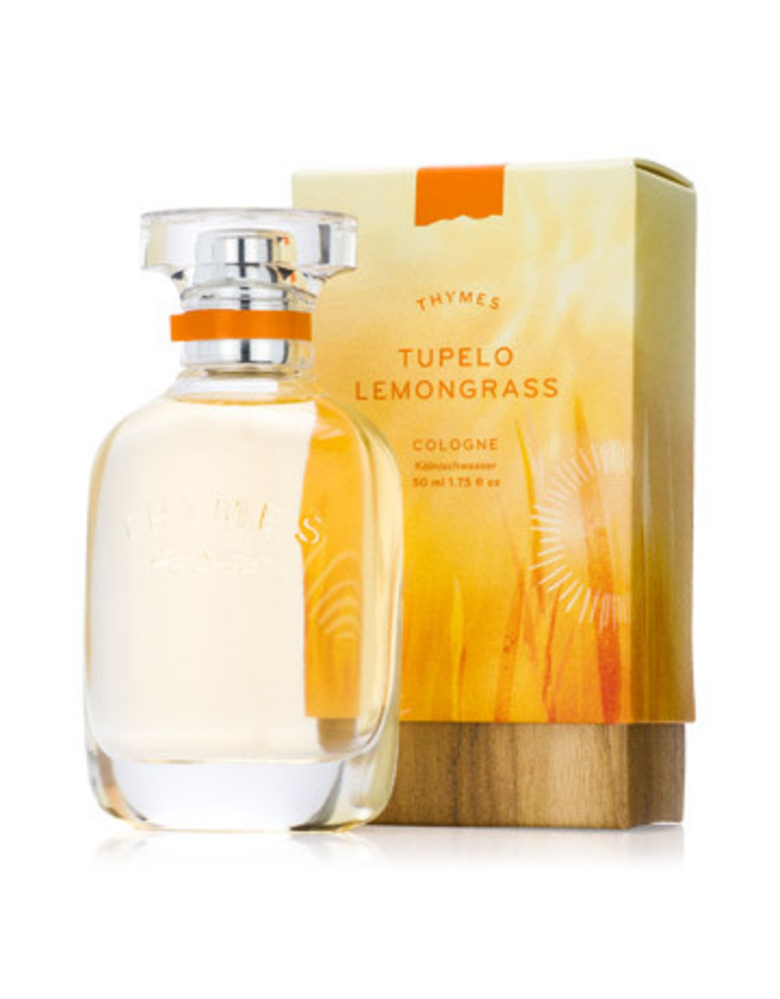 Thymes Thymes Tupelo Lemongrass Cologne