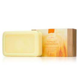 Thymes Thymes Tupelo Lemongrass Luxurious Bath Soap