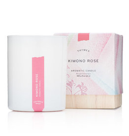 Thymes Thymes Kimono Rose Aromatic Candle