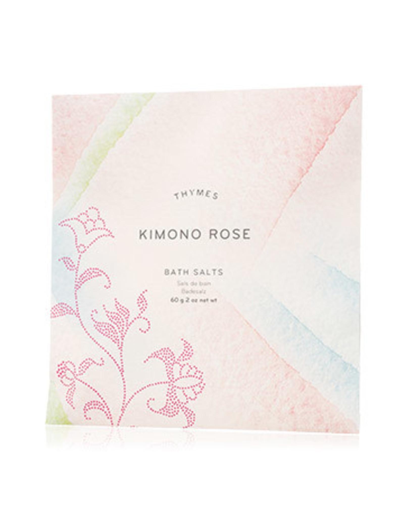 Thymes Thymes Kimono Rose Bath Salts