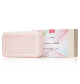 Thymes Thymes Kimono Rose Luxurious Bath Soap