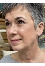 Moondance Alaska by Colleen Goldrich Moondance Earrings Mixed Freshwater & Keshi Pearls Sterling Silver
