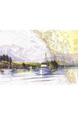 """Brenda Schwartz Yeager Brenda Schwartz-Yeager """"The Alaskan"""" Art Card"""