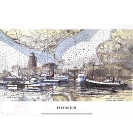Brenda Schwartz Yeager Homer (art card)