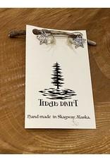 Tidal Drift Tidal Drift Earrings - Dangle Stars Small