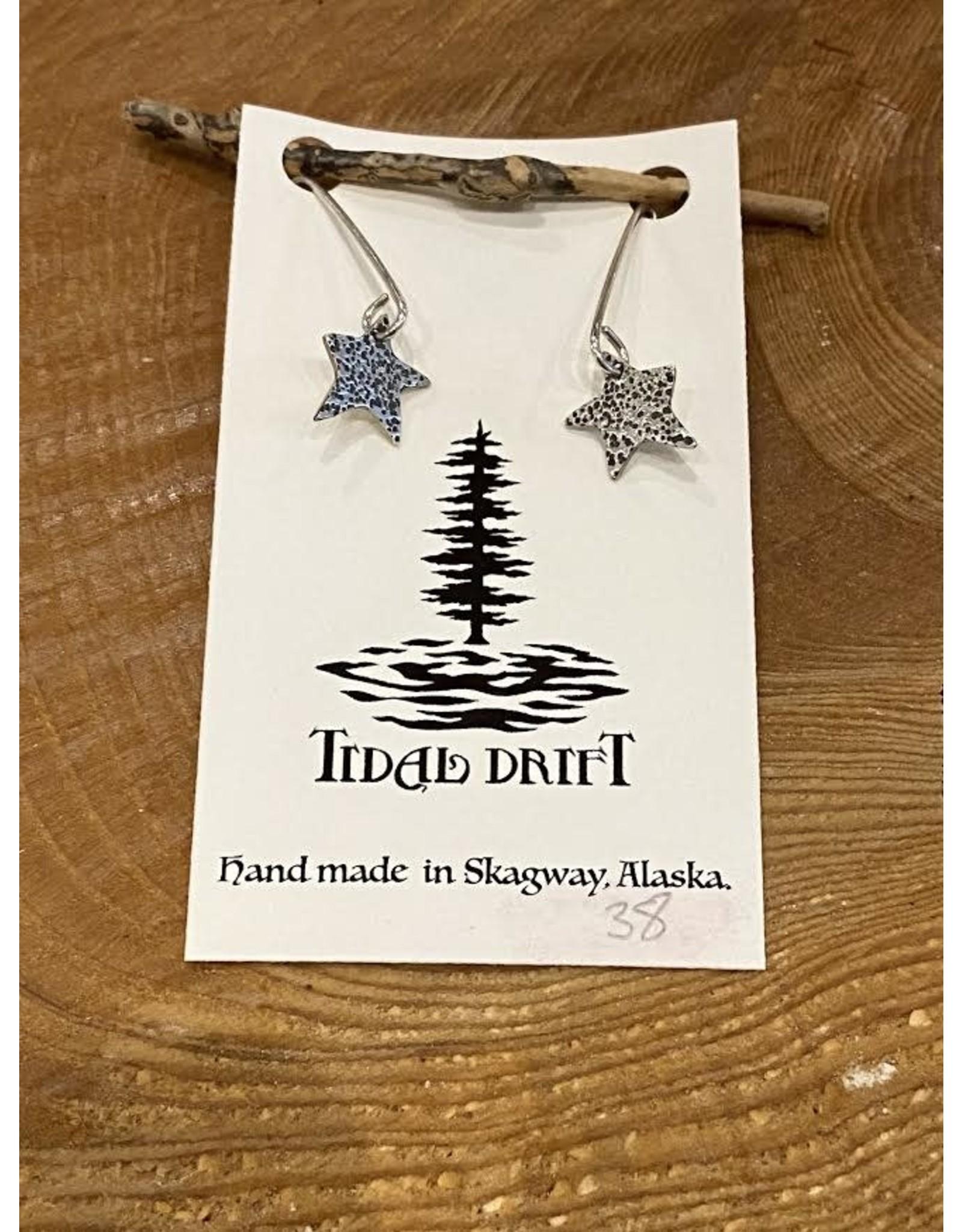 Tidal Drift Tidal Drift Earrings - Dangle Stars Med
