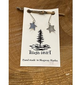 Tidal Drift Tidal Drift Earrings - Dangle Stars Med
