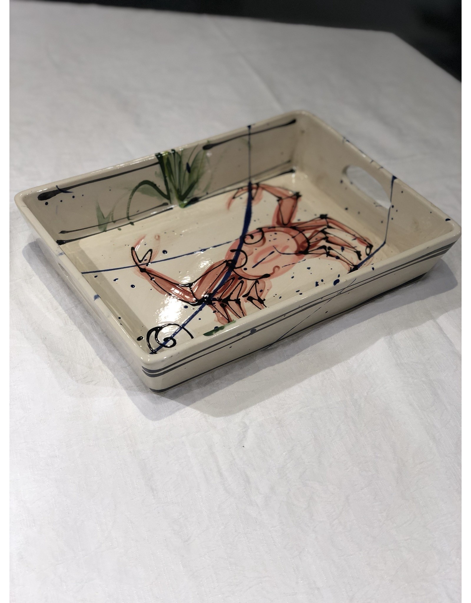 Donna Toohey Cut-Out Tray | Donna Toohey