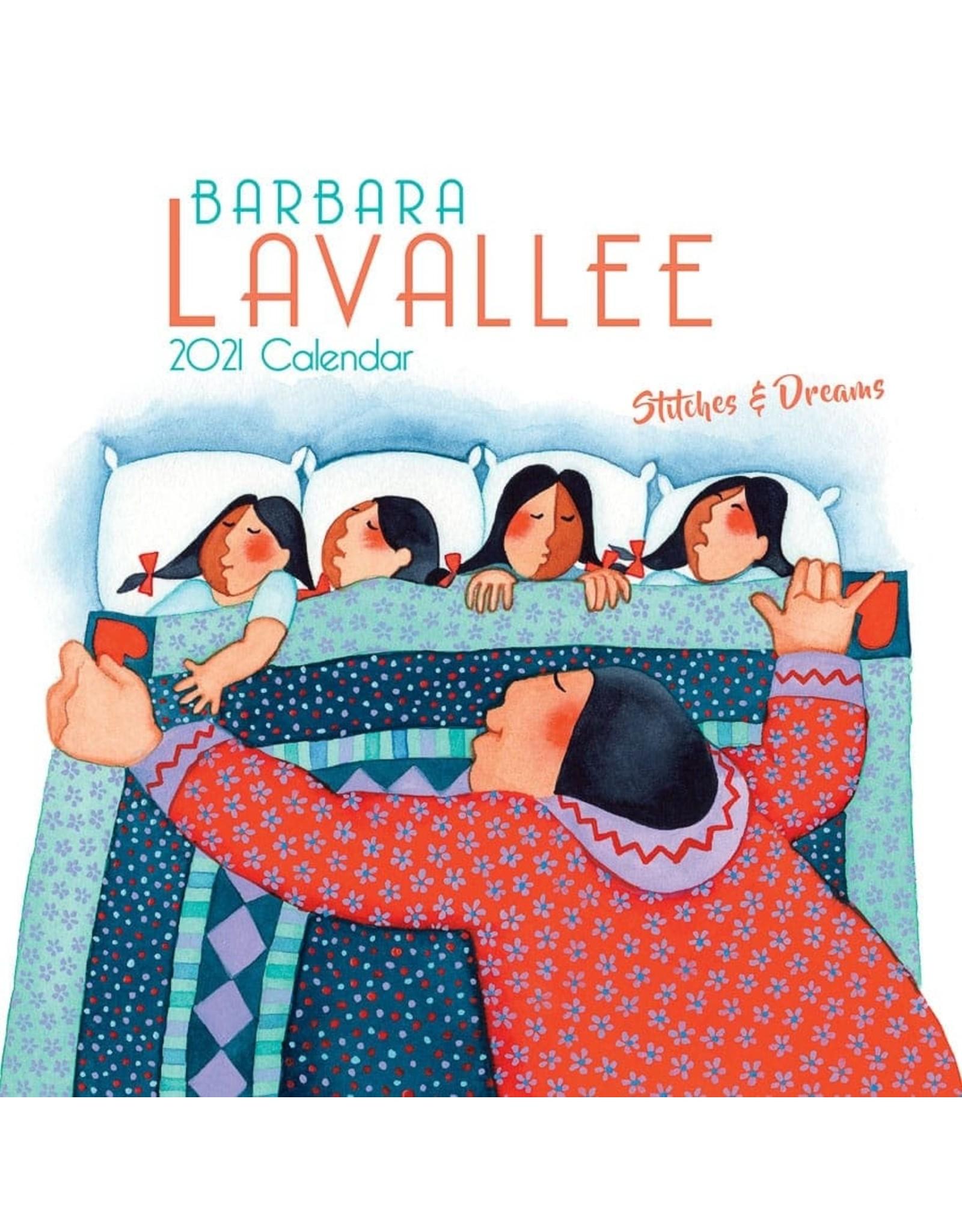 Barbara Lavallee Barbara Lavallee - 2021 Calendar