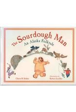 Barbara Lavallee Barbara Lavallee The Sourdough Man Book