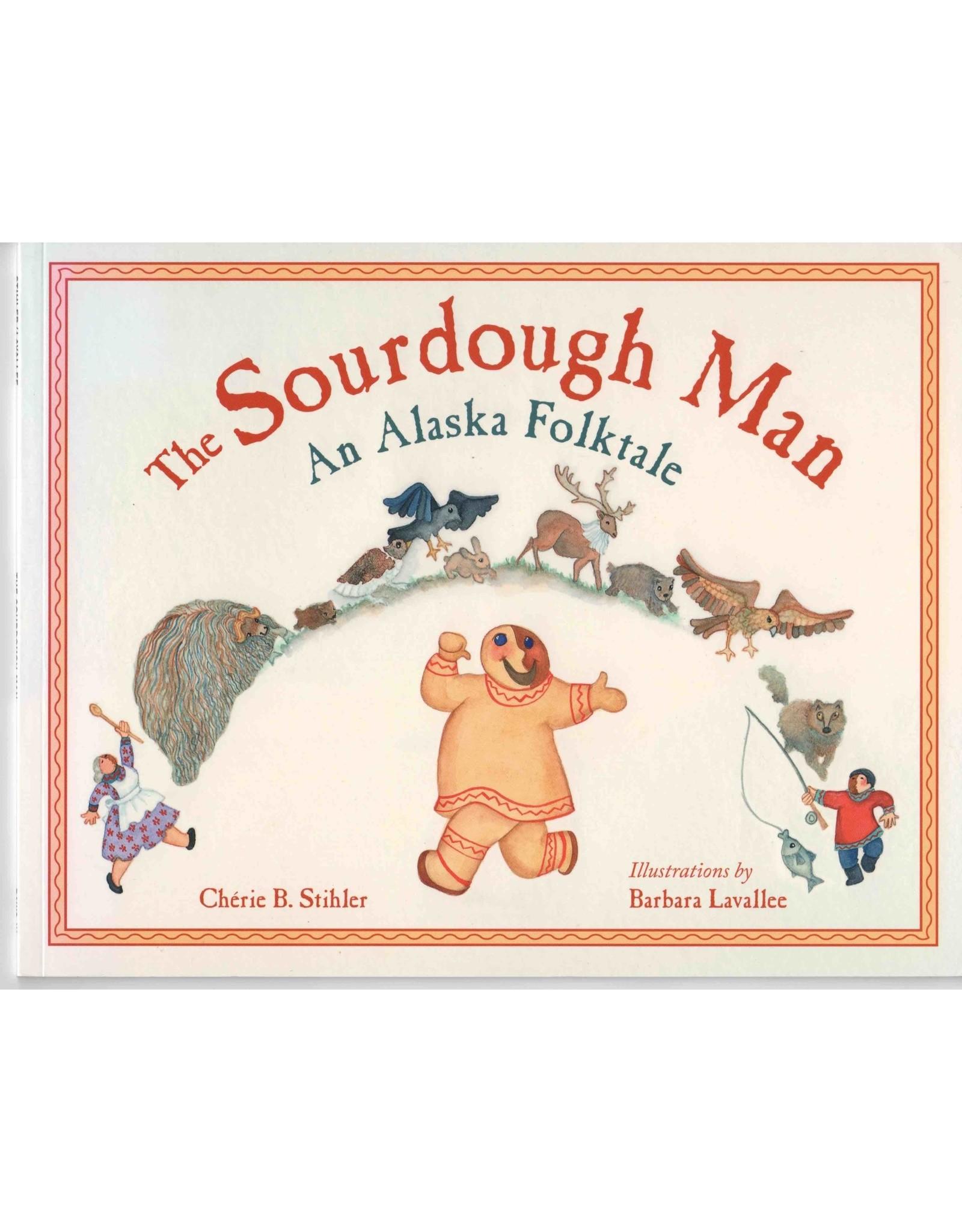 Barbara Lavallee The Sourdough Man (book) | Barbara Lavallee
