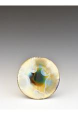 "Stellar Art Pottery Stellar Art Pottery 6"" Stellar Plate"