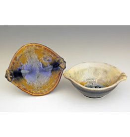 Stellar Art Pottery Breakfast Bowl