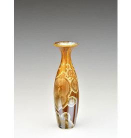 Stellar Art Pottery Bud Vase