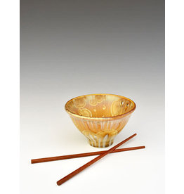 Stellar Art Pottery Rice Bowl