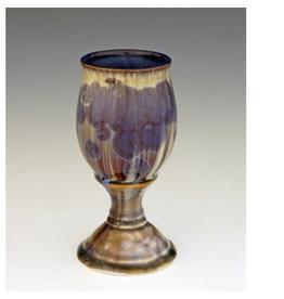 Stellar Art Pottery Goblet