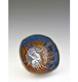 Stellar Art Pottery Square Serving Bowl