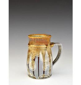 Stellar Art Pottery Beer Stein