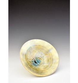 Stellar Art Pottery Serving Bowl