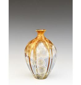 Stellar Art Pottery Saki Vase
