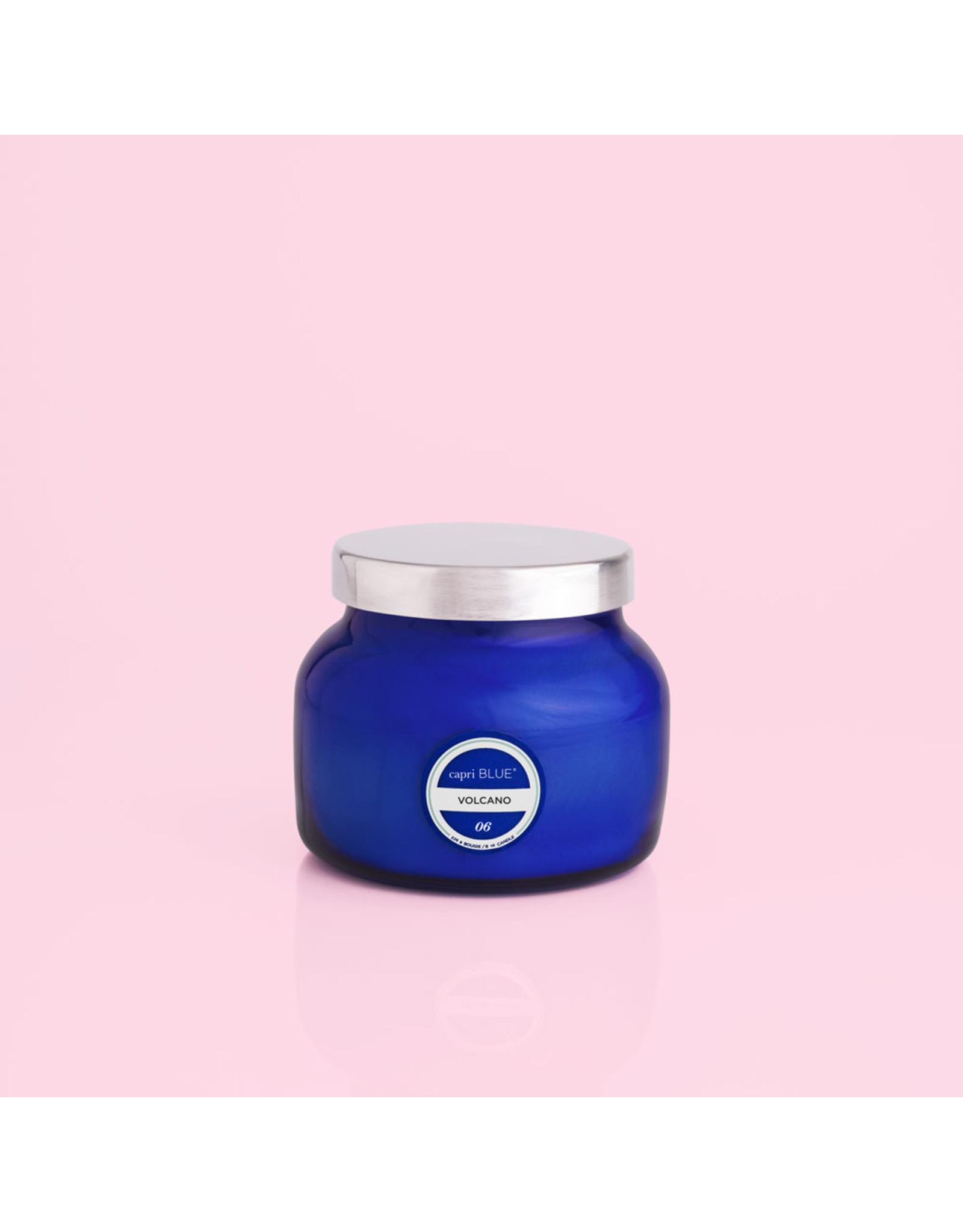 Capri Blue Volcano Signature Petite Jar Candle