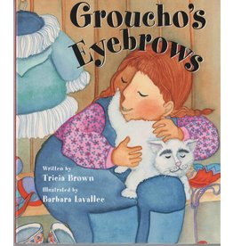 "Barbara Lavallee Barbara Lavallee  ""Groucho's Eyebrows"" book (soft cover)"