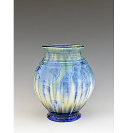 Stellar Art Pottery Sunflower Vase