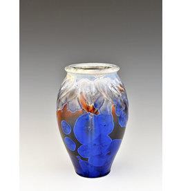 Stellar Art Pottery Lilac Vase