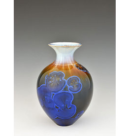 Stellar Art Pottery Sweet William Vase