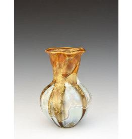 Stellar Art Pottery Wisteria Vase
