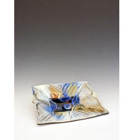 Stellar Art Pottery Cookie Plate