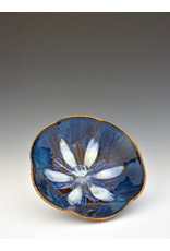 Stellar Art Pottery Stellar Art Pottery Pansy Bowl